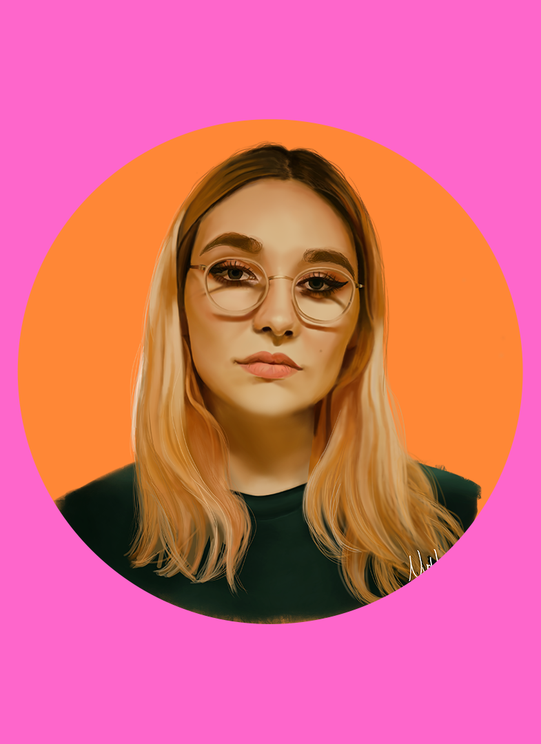 Digital portraits | Photoshop painting
